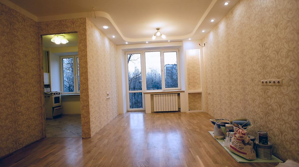 Фото объявления ремонта квартир в